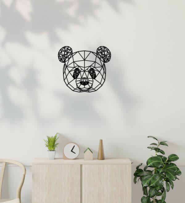 dekorace panda