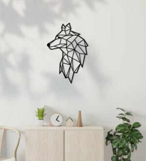 dekorace vlk