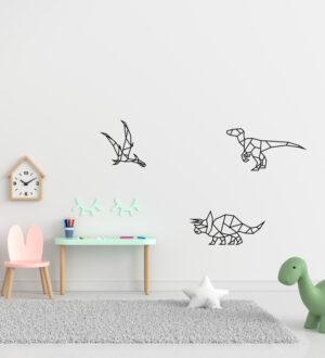 dekorace dinosauři